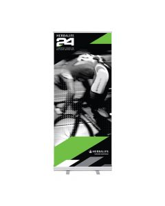 Roll-Up Herbalife 24 HIDS Cycle