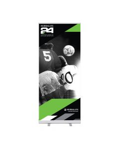 Roll-Up Herbalife 24 HIDS Football