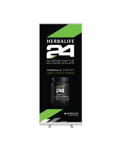 Roll-Up Herbalife 24 HIDS Formula 1