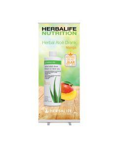 Roll-Up Herbalife Herbal Aloe Drink Mango